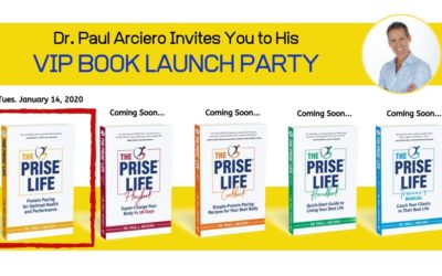 The PRISE Life Book Series Launches Today